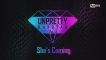 1st teaser   SHEs coming! UNPRETTY RAPSTAR vol.3