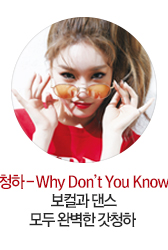 청하 Why Dont You Know