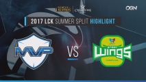 [H/L 2017.05.30] MVP vs JIN AIR Game3 - 2017 LCK Summer Split (롤챔스 하이라이트)