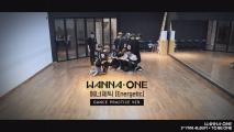 Wanna One - ′에너제틱(Energetic)′ Practice Ver.