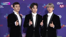 [2017 MAMA in Japan] Red Carpet with EXO-CBX_2017마마
