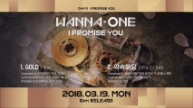 """[Preview] Wanna One """"0+1=1 (I PROMISE YOU)"""" 앨범 미리듣기"""