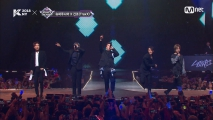 KCON 2018 NY×M COUNTDOWN|긴조(GINJO) + 슈퍼주니어(SUPER JUNIOR) _ Opening Perf. + SORRY, SORRY