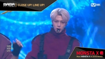 [2018 MAMA] Close Up! Line Up! #MONSTAX