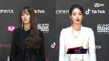 Red Carpet with Lee Sung Kyoung(이성경) & Lee Da Hee(이다희)│2018 MAMA FANS' CHOICE in JAPAN