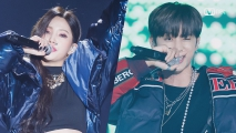 [2018 MAMA PREMIERE in KOREA] SOYEON(소연 of (G)I-DLE)XSUNWOO(선우 of THE BOYZ)_Supermagic / Supreme Te