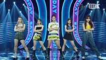 [K-Choreo] 세러데이 직캠 뿅(BByong) (SATURDAY Choreography) l @MusicBank 190927