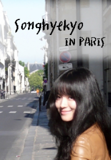 Shes Olive-송혜교 in Paris