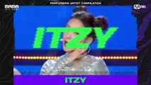 [2019 MAMA] Performing Artist Compilation #ITZY