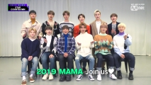 [2019 MAMA] Star Countdown D-4 by #SEVENTEEN