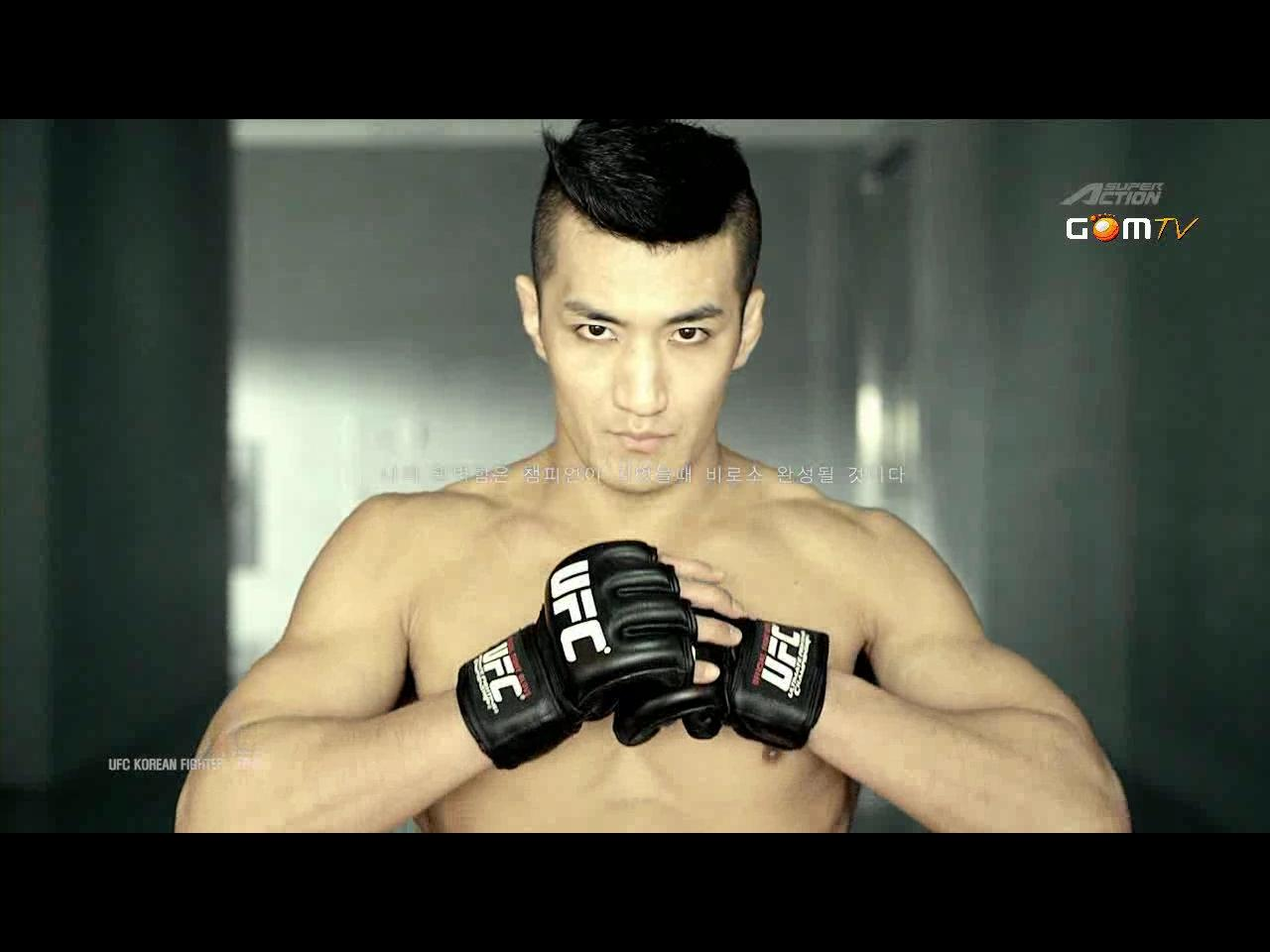 [UFC KOREAN FIGHTER] �̽��� ����Ʈ ����ȣ
