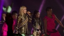 2NE1 Crush Live Performance